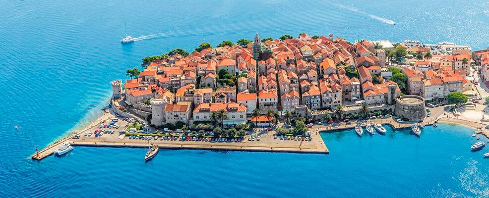 Island Korcula – Another Incentive Jewel in Croatia