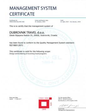 Improved Customer Satisfaction ISO 9001-2015