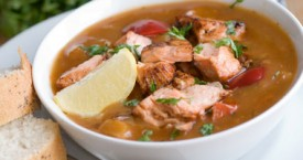 Dalmatian fish stew