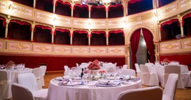 Dubrovnik Theatre Events - Table Setting