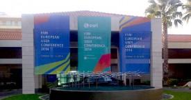 Esri European User Conference Split 2014