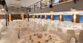 SeaStar – Gala Dinner Set Up