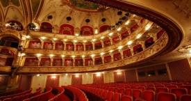 HNK Theatre – Zagreb Interior
