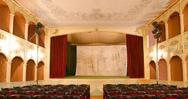 HPK Theatre – Hvar Interior