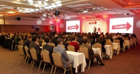 International Sales Conference – Electronics Manufacturer – 190 participants
