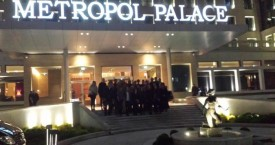 Metropol Palace, Belgrade Kick Off