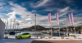 New Nissan Micra European Promotion at Slano Marina, Dubrovnik 2017