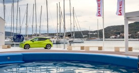 New Nissan Micra European Promotion in Dubrovnik 2017