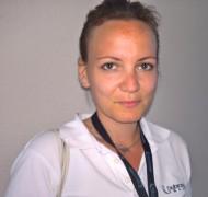 Sanja Pavelin New Team Member DT Split