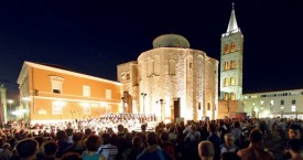 Zadar Musical Evenings at St. Donat