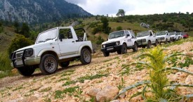 Zadar Jeep Safari