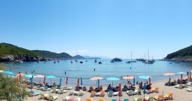 Top 5 Dubrovnik Beach Clubs - Cima Beach Club, Lopud, Dubrovnik