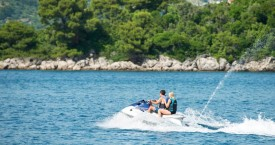 Open Sea Jet Ski Safari