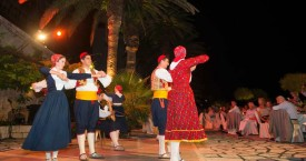 South Croatia folklor