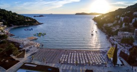 Top 5 Dubrovnik Beach Clubs - Sunset Beach Club, Lapad, Dubrovnik