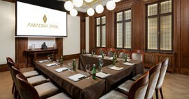 Trendy Meeting Hotels in Zagreb - Amadria Park Hotel
