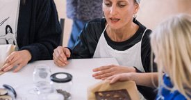 Carob Chocolate Workshop