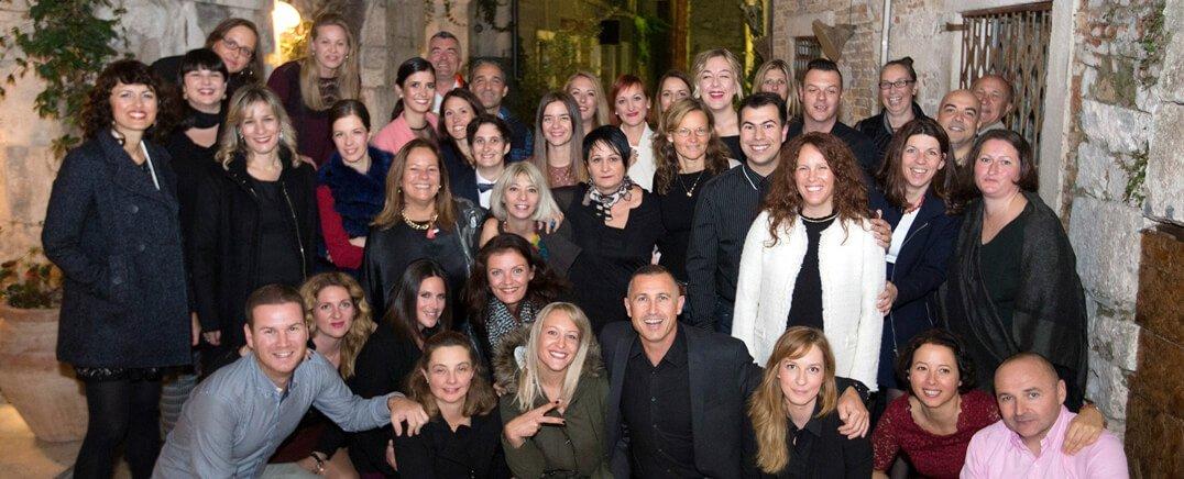 DT Croatia get together Split 2016
