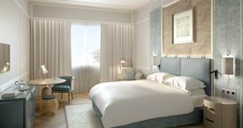 Refurbished Dubrovnik Hotels - Hilton Imperial Bedroom, Dubrovnik