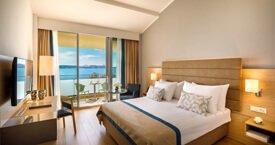 Refurbished Dubrovnik Hotels - Valamar Argosy Hotel Bedroom, Dubrovnik