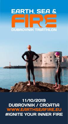 ESF DT Croatia Dubrovnik Triathlon 2019