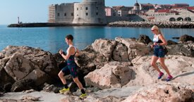 Dubrovnik Triathlon Event Run - Earth, Sea & Fire