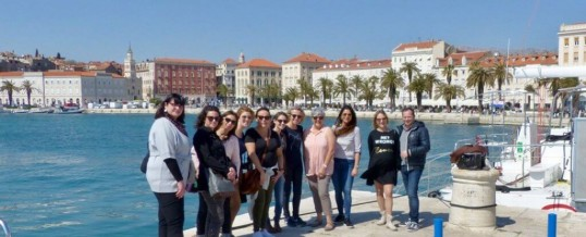 French Educational Trip in Split