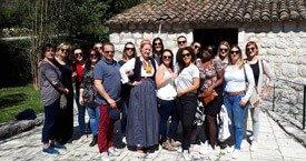 French education trip Dubrovnik riviera
