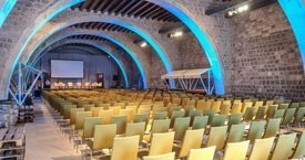 Trendy Meeting Hotels in Hvar - Arsenal between Hotel Adriana and hotel Riva*