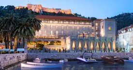Trendy Meeting Hotels in Hvar - Hvar Heritage Hotel Palace Elizabeth