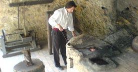 Krka tradicional local cuisine