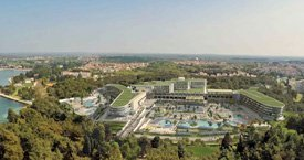 New Hotel in Istria - Hilton Costabella Beach Resort