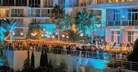 Trendy Meeting Hotels in Hvar - Hotel Amfora Panoramic Terrace