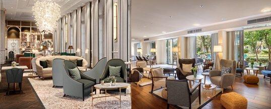 Refurbished Dubrovnik Hotels Hilton & Argosy