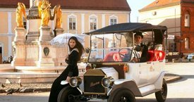 Trendy Group Activities In Croatia - Zagreb by Electric Old Timers