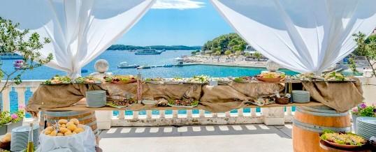 Trendy Meeting Hotels in Hvar