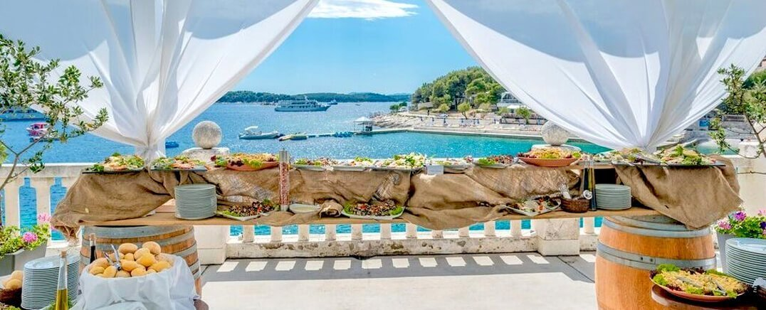 Trendy Meeting Hotels in Hvar