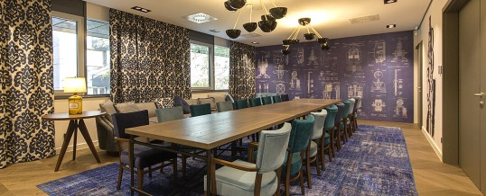 Trendy Meeting Hotels in Zagreb