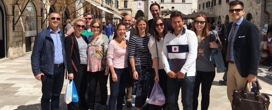 UK & Ireland Meeting & Event Organisers Visit Dubrovnik & Split