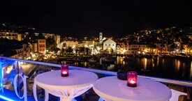 Visit Hvar Hotels with port view
