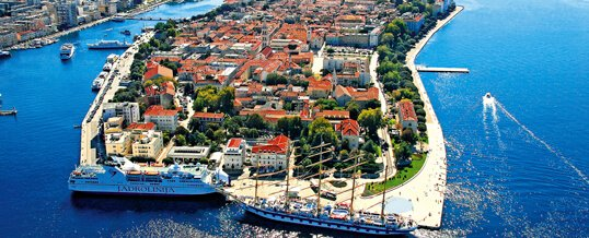 Zadar – Croatia's New Hot Incentive & Product Launch Destination