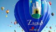 Hot Air Baloons in Croatia