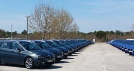 BMW Grand Tourer Line Up in Zadar