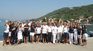 DT Croatia 2015 kick off
