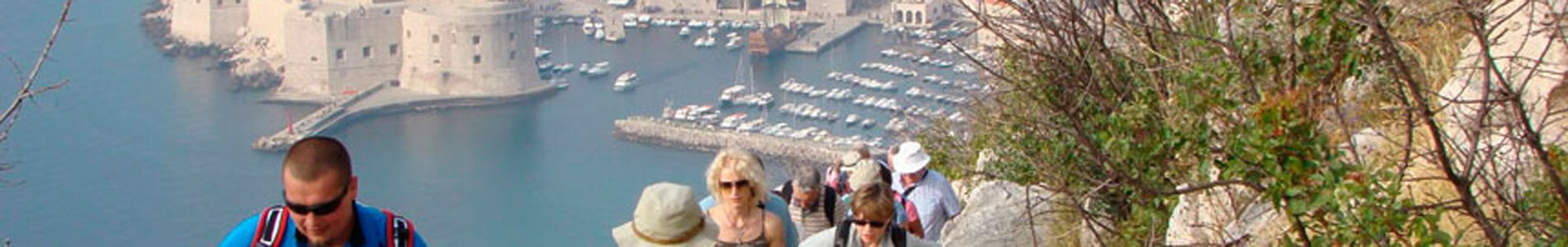 Excursions travel services