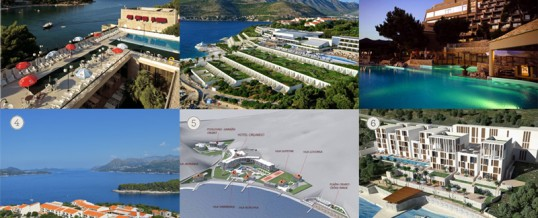 New Dubrovnik Hotel Renovations & Openings in 2014