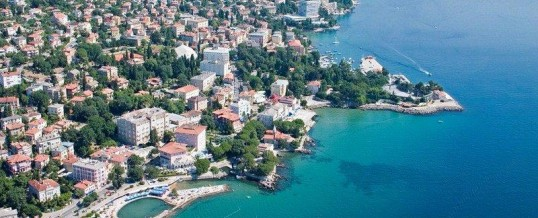 Opatija, the Queen of the Adriatic