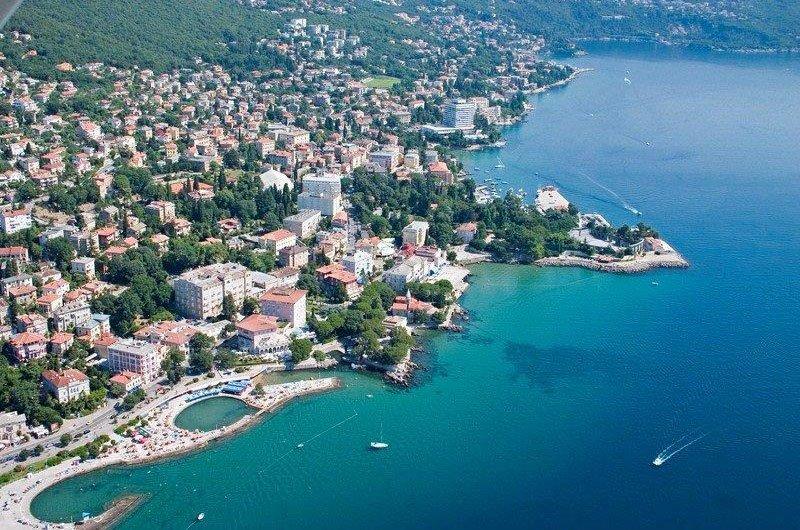 Opatija, the Queen of the Adriatic
