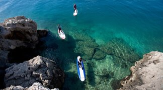Stand up Paddle Boarding in Split